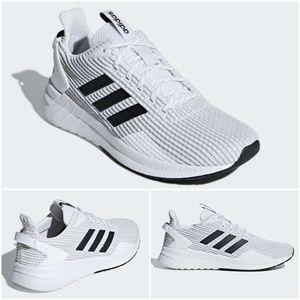 ADIDAS Questar Ride Men Running Shoes White/Black